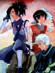 Tenchu 3 by marionefrancisco