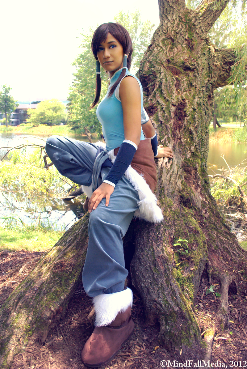 Avatar Korra by wisecraxx