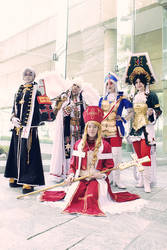 Trinity Blood: Menagerie