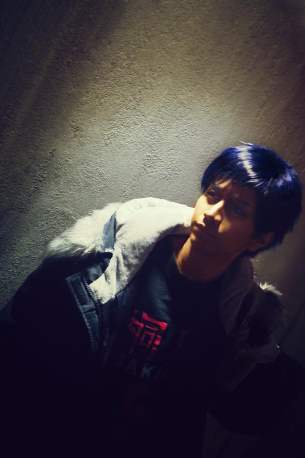 Aomine Daiki by wisecraxx