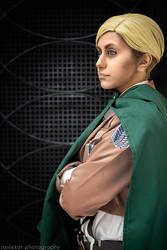 Commander of the Legion by wisecraxx
