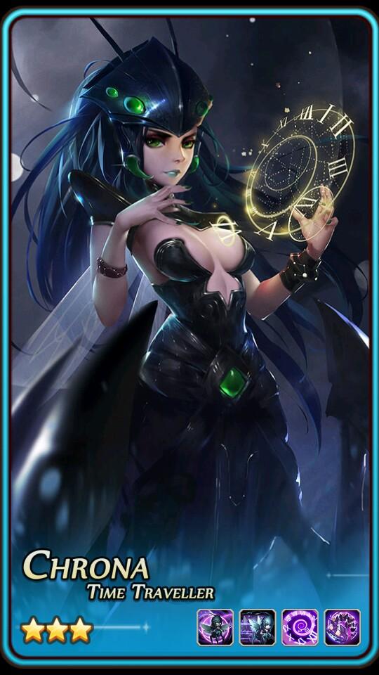 Chrona by NecromancerKing85