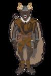 Berserker halloween costume by NecromancerKing85