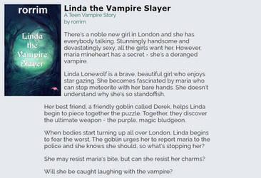 Linda the Vampire Slayer