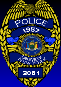 Police Badge by wolfwarrior001