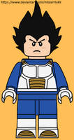 LEGO Vegeta