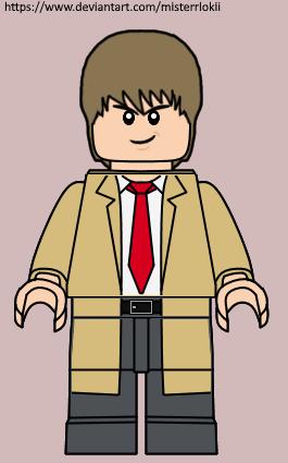 LEGO Light Yagami