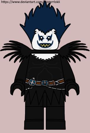 LEGO Ryuk