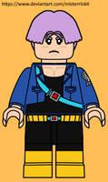 LEGO Future Trunks