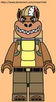 LEGO Dingodile