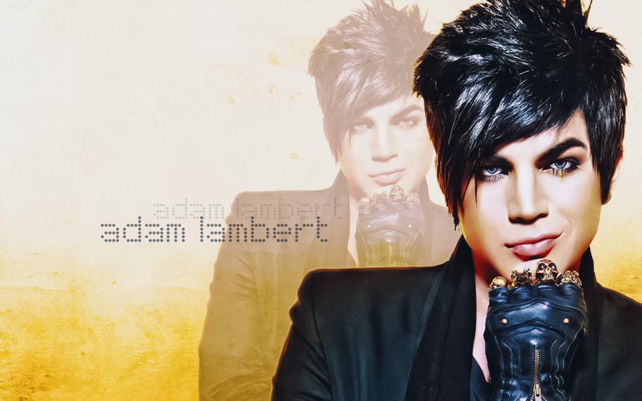 Adam Lambert Free Wallpaper Download