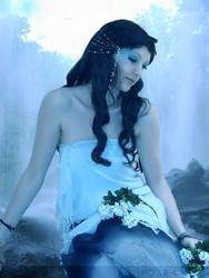 Nayru, the Goddess of Wisdom by cutieloli