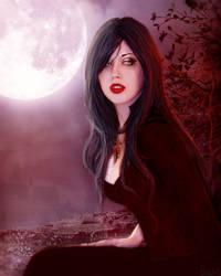 Vampyria by cutieloli