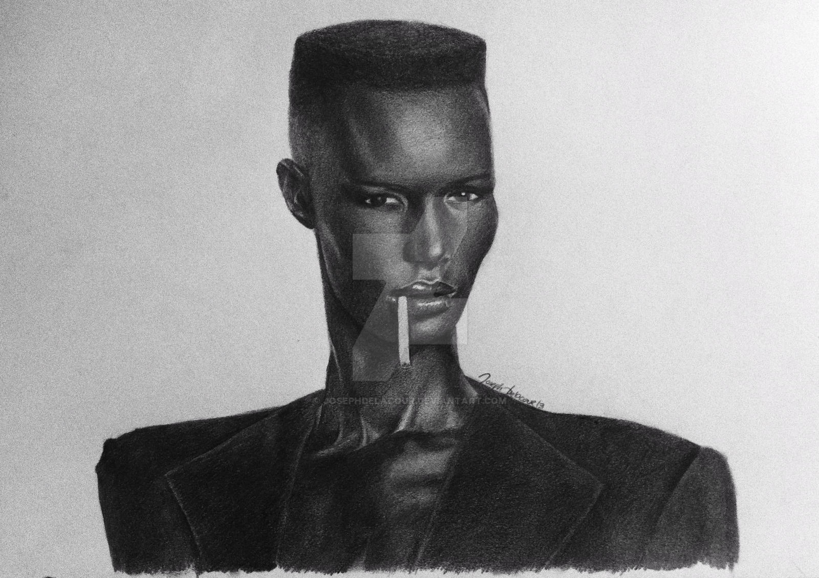 All About Miss Grace Jones Ladies And Gentlemen Miss Grace Jones