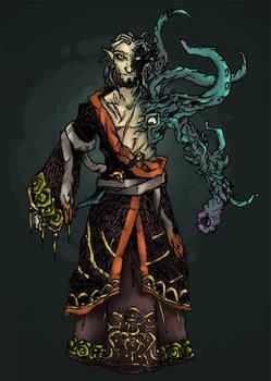 blood sorcerer colors