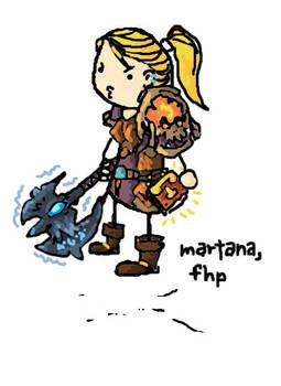 tiny martana
