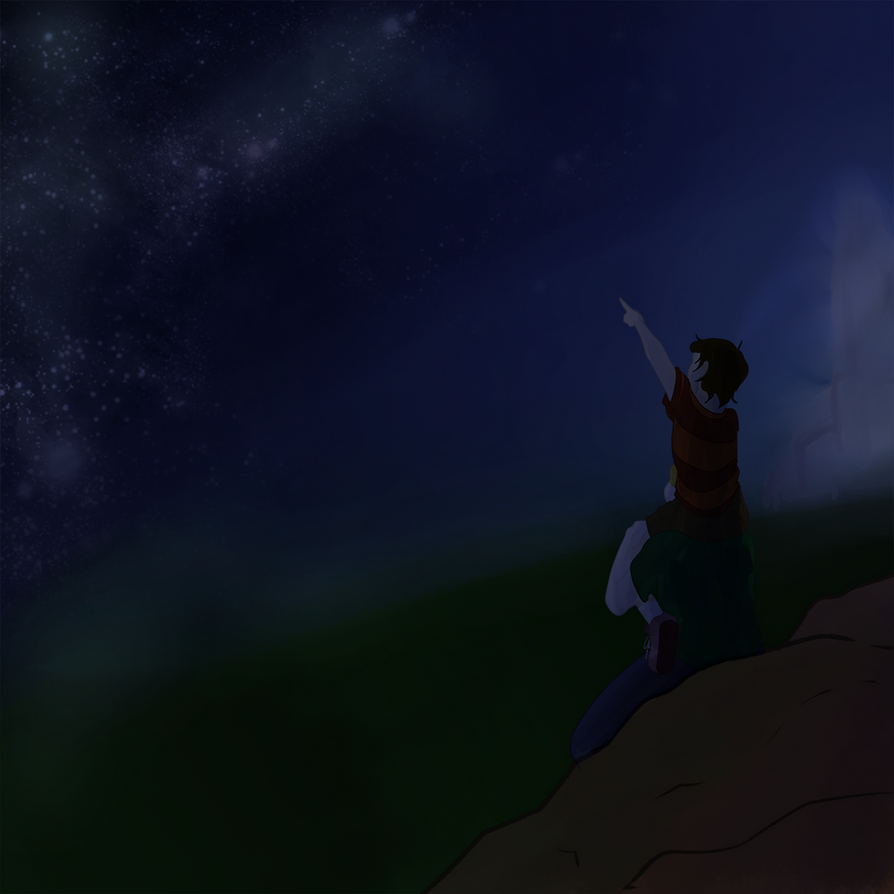 Stars by FoxxyJones