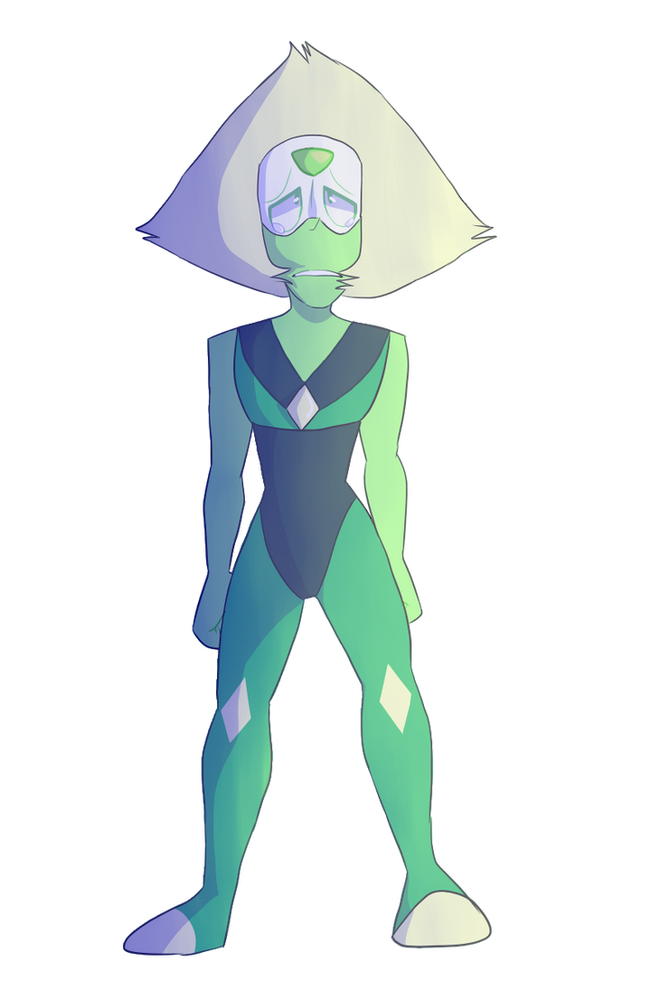 WOOO  im rewatching and SU and i  forgot how much i love this show  i wanted to draw peridot reaaalllyy bad so ill get to the results of the poll next C: anyways!!! IM SO PROUD OF TH...
