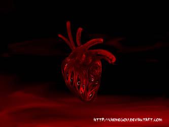 Coeur du demon by Chemegou