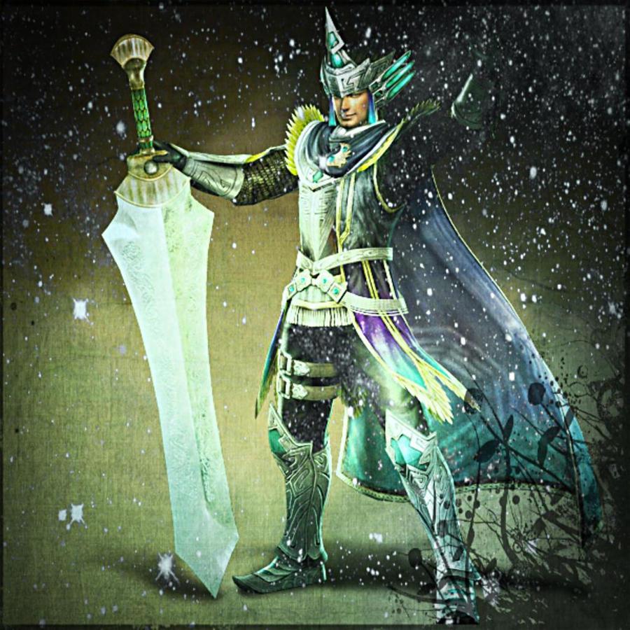 Warriors Orochi 2 Psp Cdromance: Warriors Orochi 2 Fu Xi Edit By Jill-Valentine666 On