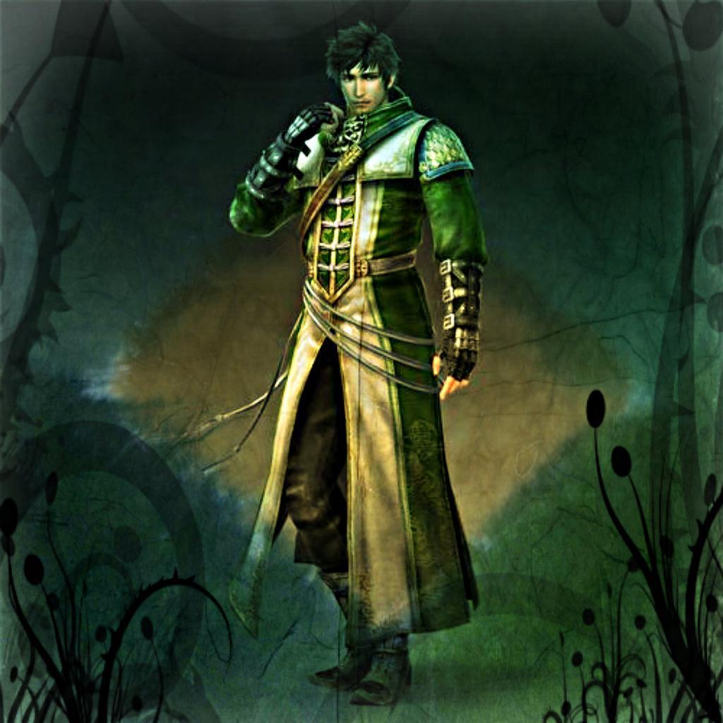 Dynasty Warriors 8 Xu Shu Render Edit by Jill-Valentine666Xu Shu Wallpaper