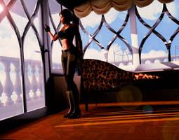 Croft Manor by Jill-Valentine666