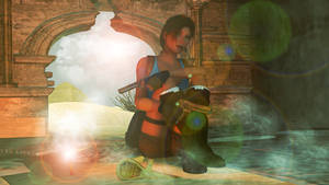 Tomb Raider 4 : The Last Revelation