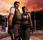Resident Evil - Waiting for Brad
