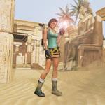Tomb Raider Last Revelation by Jill-Valentine666