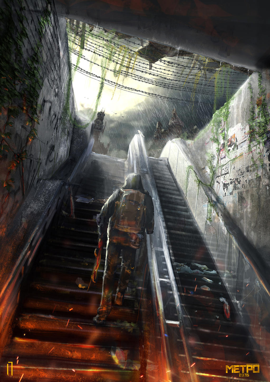 Metro 2035 | Metro Wiki | Fandom powered by Wikia
