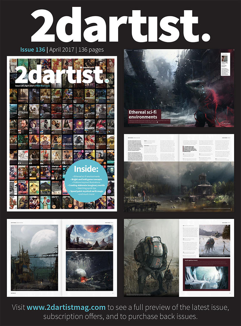 Interview for final issue - 2dartist by Seven-teenth