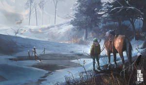 The Last of Us - Frozen by Seven-teenth