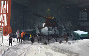 Zimno by Seven-teenth