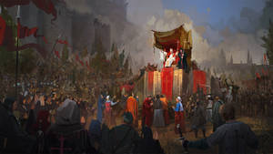 Beginning of the Crusade
