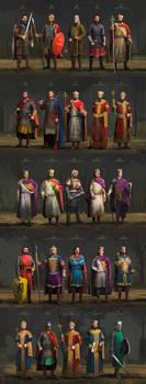 Medieval Glory