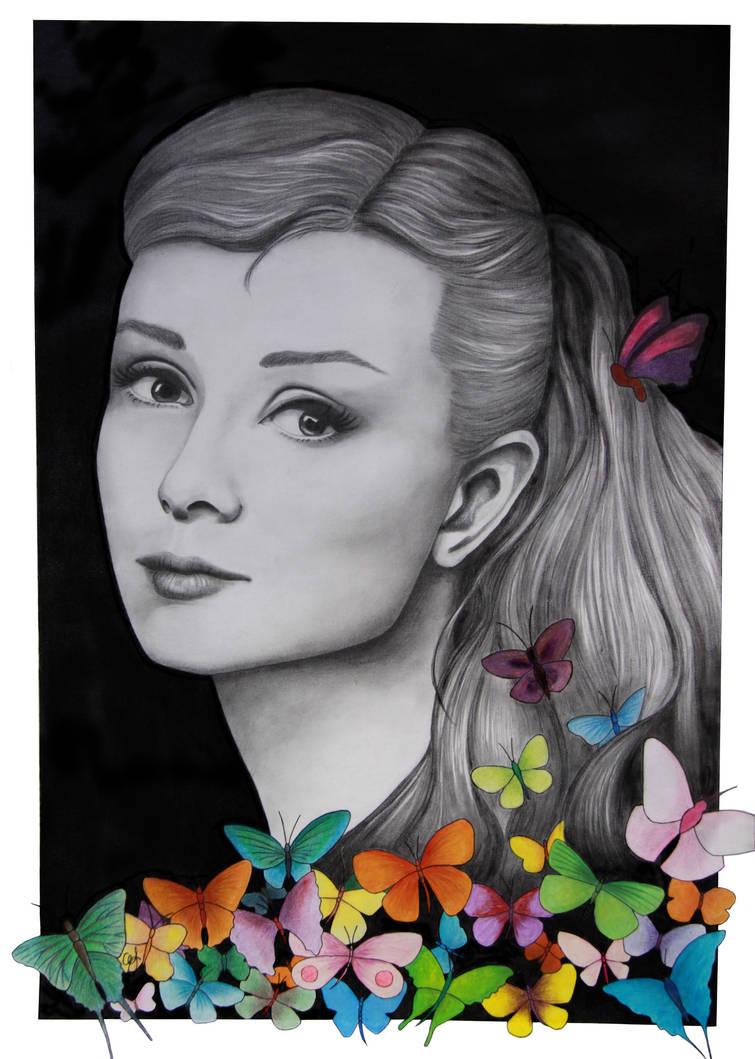 Butterflies by MsCecil