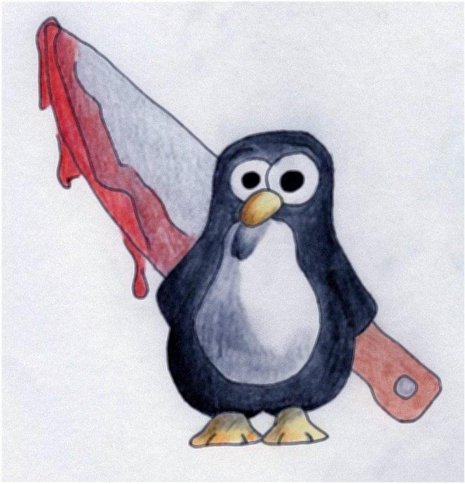 Parlez le Sans - Page 14 Killer_Penguin_by_QueenShell
