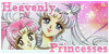 Heavenly Princesses Icon by MysticEden
