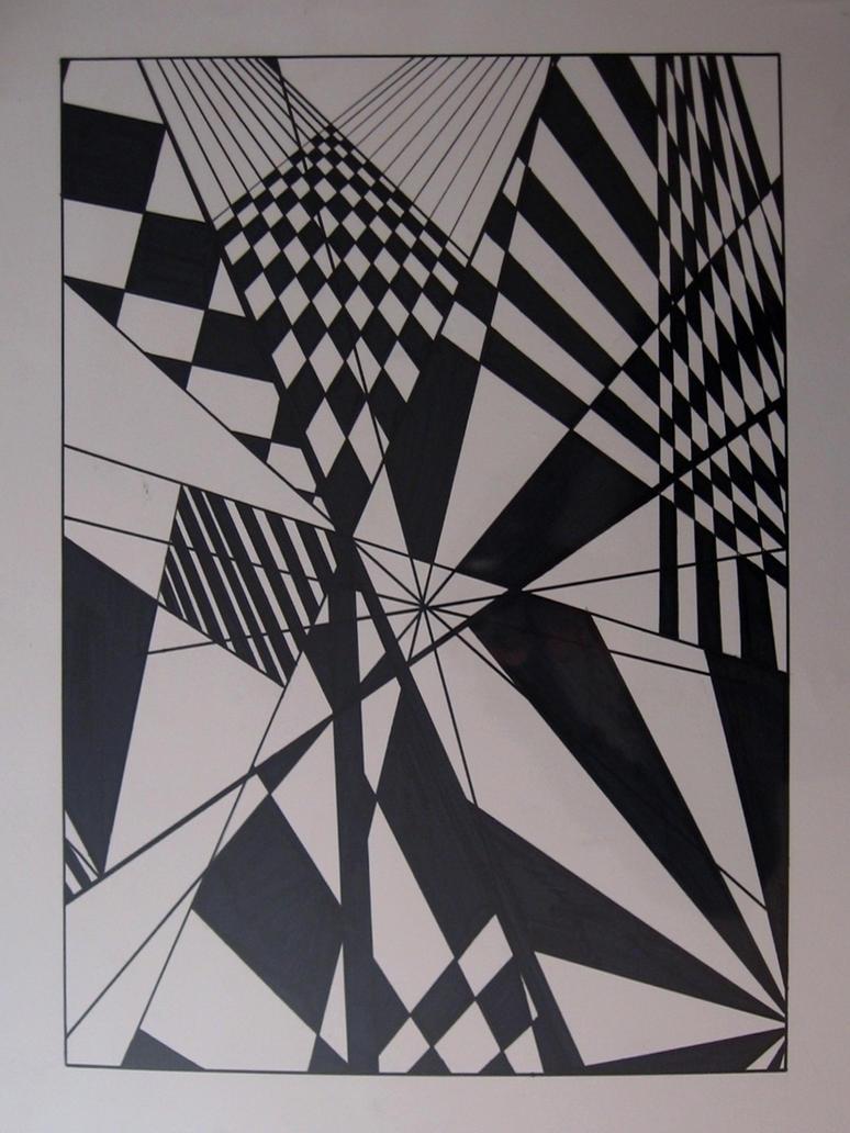 Line Art Projects : D design line project by jake on deviantart