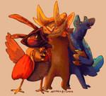 Hug Friends Colours