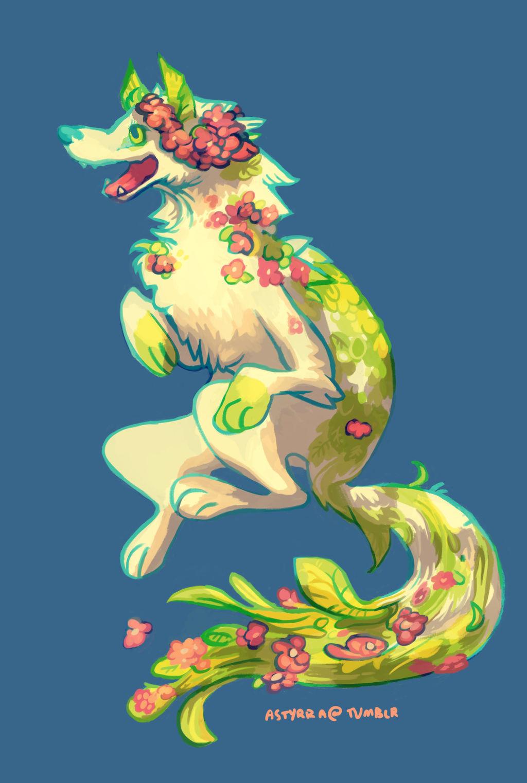 Plant Dog