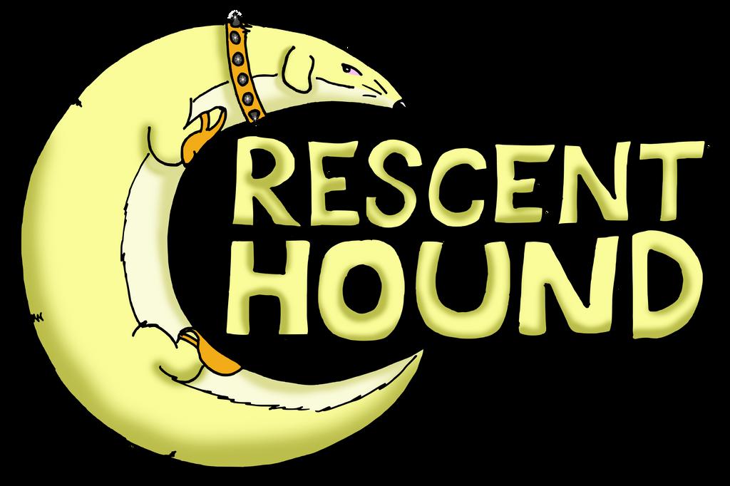 Crescent Hound Logo by HeatherLMartin