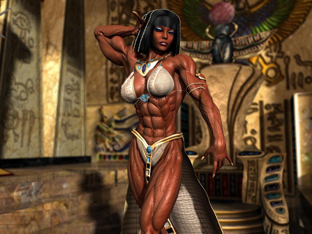 Nefertete 2 by Tigersan
