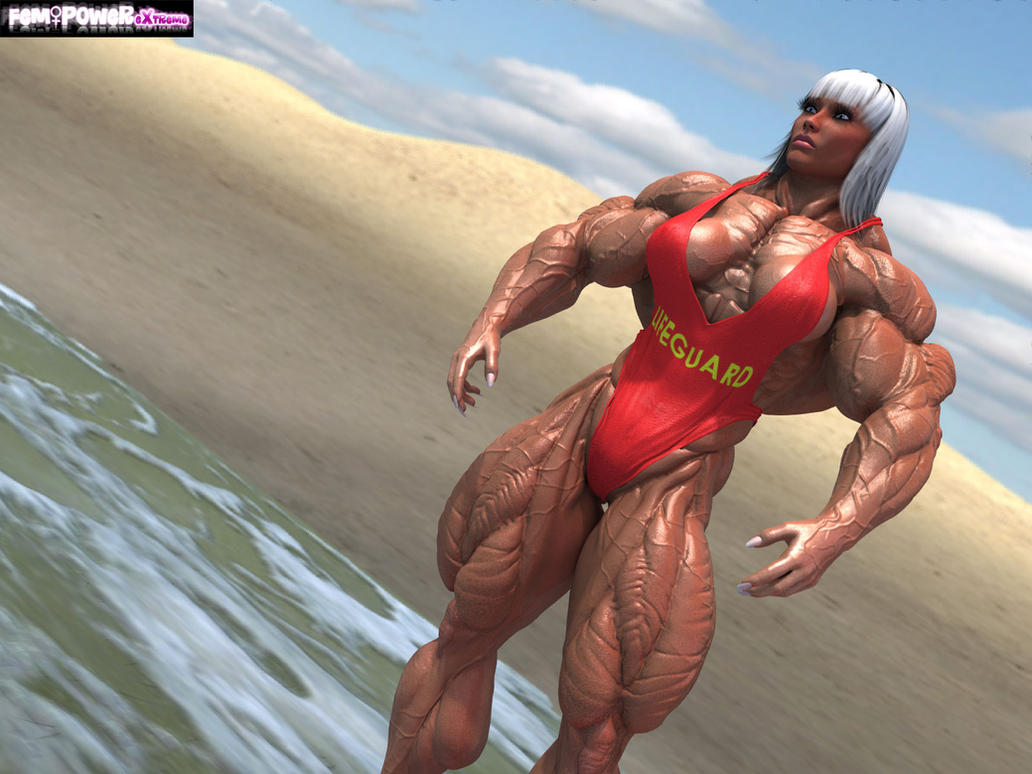 3d muscle growth animation 2