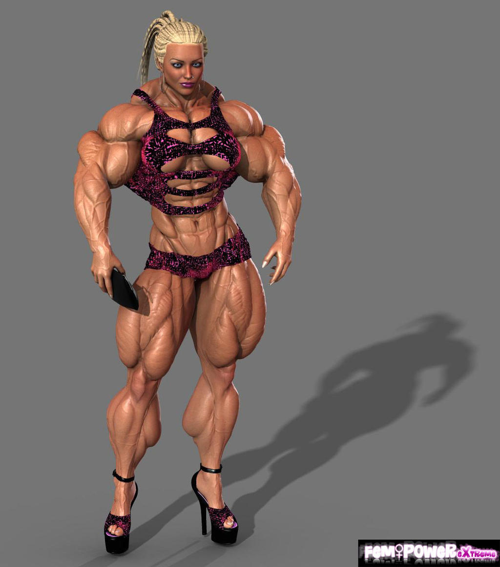 3d animated muscle females hentai vids