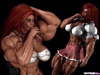 Girly Karen by Tigersan