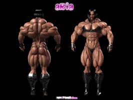 New Aria by Tigersan