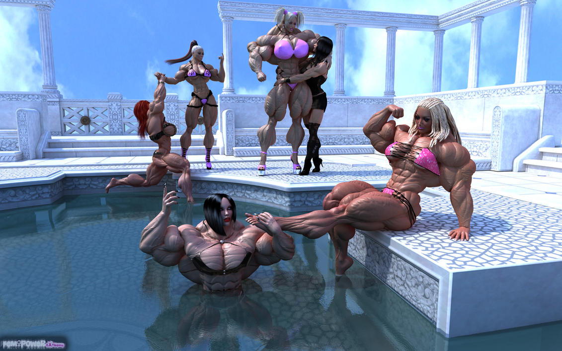 FPX Pool Party - CONTEST by Tigersan