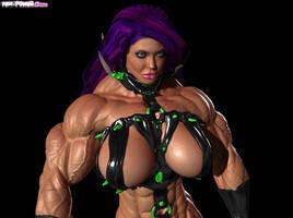 RAD Sonja closer... by Tigersan