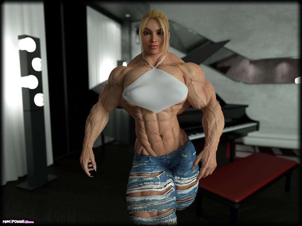 Трахает мускулистую бабу смотреть, Мускулистые женщины трахаются 1 xxx TV 26 фотография